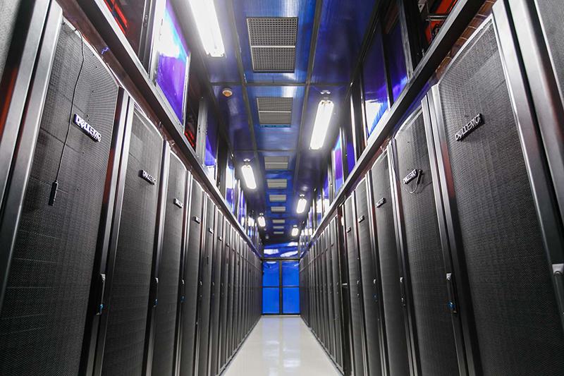 แพลตฟอร์มอีโคสตรัคเจอร์ สำหรับดาต้าเซ็นเตอร์ (EcoStruxure™for Data center) ของชไนเดอร์ อิเล็คทริค