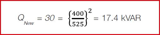สูตรคำนวณ ค่าคาปาซิแตนซ์