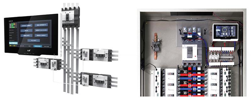 แบบระบบบริหารจัดการพลังงานในอาคาร (BEMS)