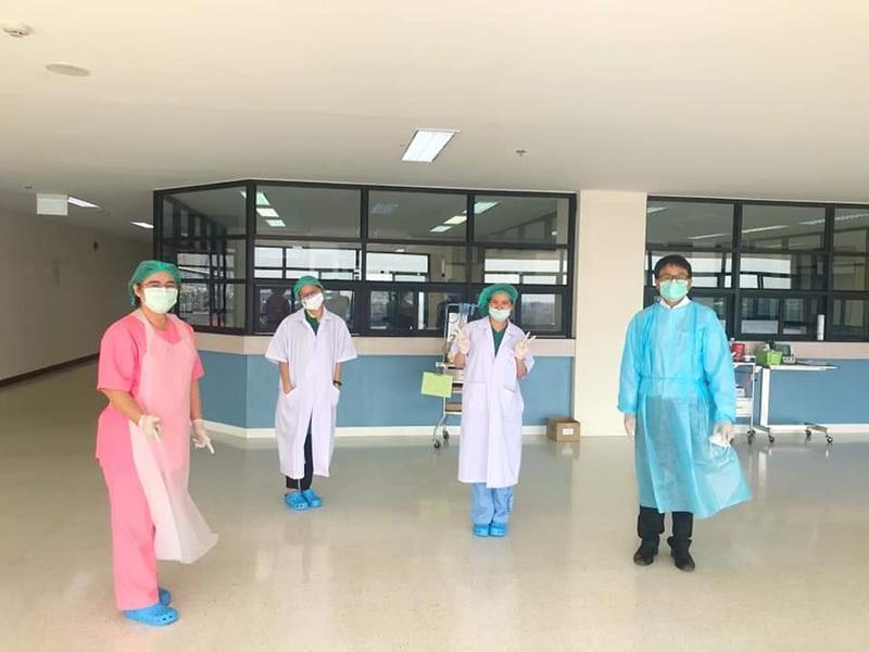 ยิบอินซอย สนับสนุนระบบ 'Telemedicine' ให้สถาบันราชประชาสมาสัยเพื่อลดการสัมผัสผู้ป่วยติดเชื้อโควิด 19