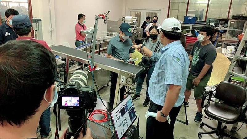 โรงงานผลิตหน้ากากอนามัยของ CP