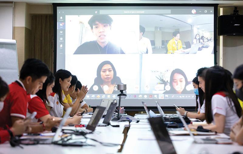 โครงการ Imagine the Future Scenarios Competition 2020 Thailand