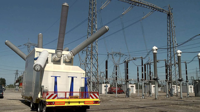 Hitachi ABB Power Grids innovates world-first disaster recovery solution based on modular mobile substations
