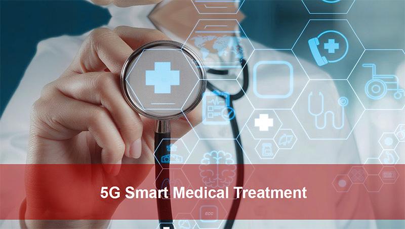 เทคโนโลยี 5G กับการแพทย์