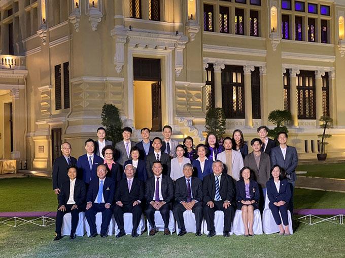 งานพิธีมอบรางวัล Bai Po Business Awards ครั้งที่ 16
