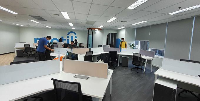 Motili ย้ายสำนักงานเพื่อรองรับความต้องการแพลตฟอร์มเทคโนโลยี HVAC ในภูมิภาค