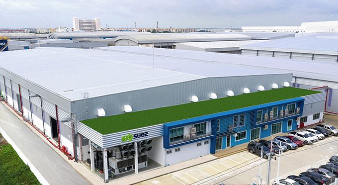สุเอซ เปิดโรงงานพอลิเมอร์หมุนเวียนในประเทศไทย