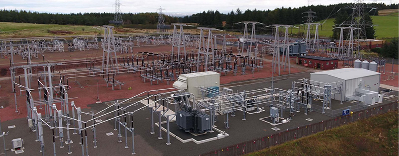 Hitachi ABB Power Grids' innovative technology set to contribute to the UK's carbon-neutral future