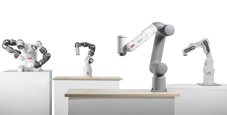 เอบีบีเปิดตัวหุ่นยนต์โคบอทรุ่นใหม่ที่จะมาปลดล็อคระบบอัตโนมัติ สำหรับอุตสาหกรรมและผู้ใช้งานครั้งแรก
