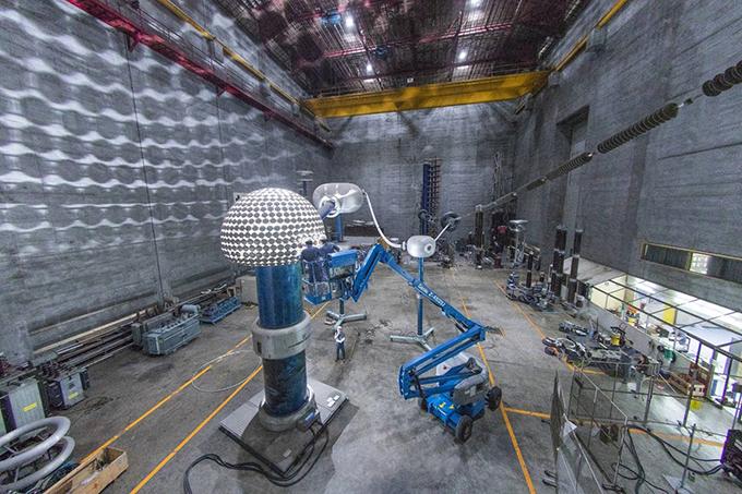 กฟผ. เปิดห้องทดสอบคุณภาพอุปกรณ์ไฟฟ้าแรงสูง 500 kV แห่งเดียวในไทย