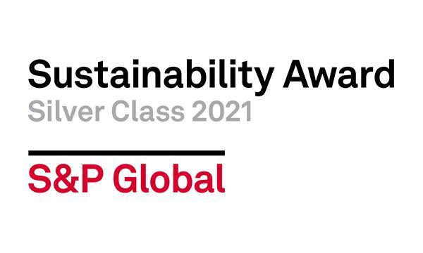 เดลต้า อีเลคโทรนิคส์ (ประเทศไทย) คว้ารางวัล SAM Silver Class Sustainability Award 2021 จาก S&P Global