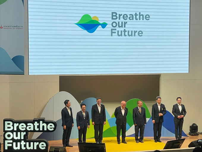 5 ภาคีเครือข่ายรวมพลังเพื่อลมหายใจแห่งอนาคตร่วมสร้างอากาศบริสุทธิ์