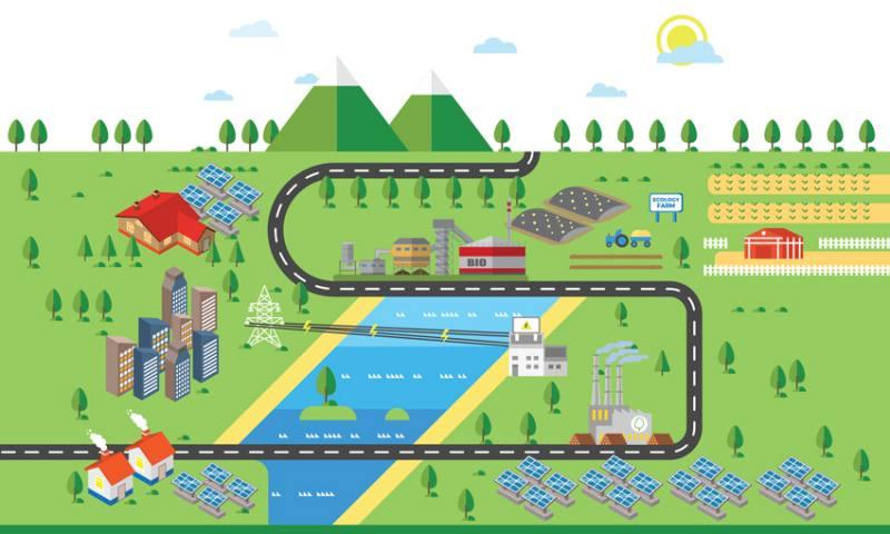 """สัมมนาเชิงวิชาการ """"โรงไฟฟ้าชุมชน เพื่อเศรษฐกิจฐานรากและโครงการนำร่อง"""" ระหว่างวันที่ 5-7 พฤษภาคม 2564 ณ โรงแรม เดอะ สุโกศล กรุงเทพฯ"""