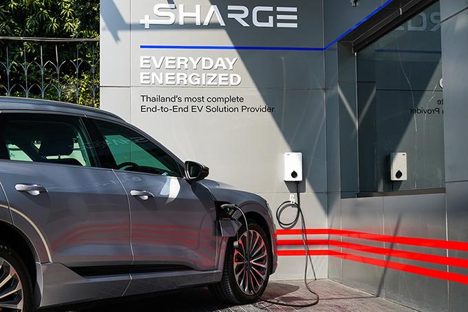 SHARGE ตั้งเป้าขึ้นเบอร์หนึ่งผู้ให้บริการธุรกิจชาร์จรถ EV ครบวงจรชูโรดแมป LIFESTYLE CHARGING ECOSYSTEM