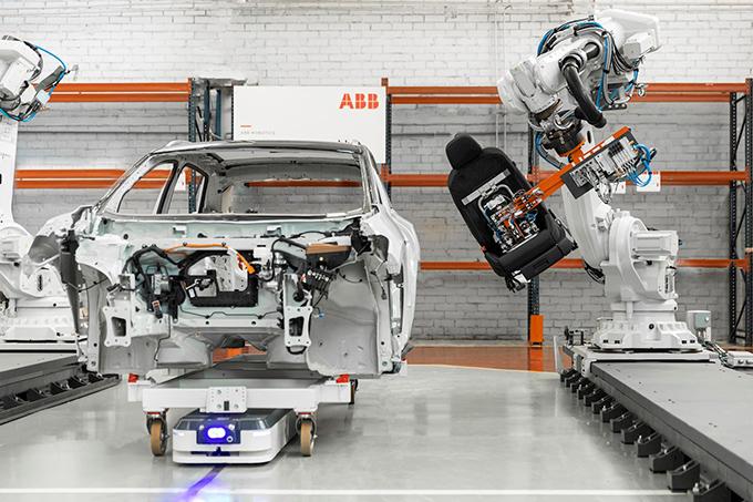 ABB ประกาศเข้าซื้อกิจการ ASTI Mobile Robotics Group